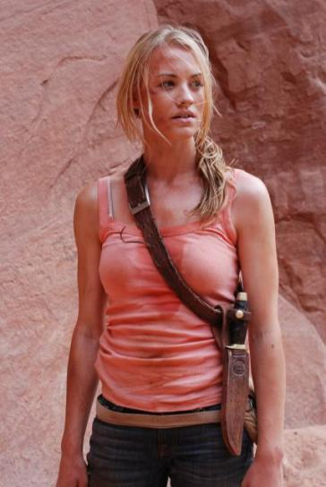 Yvonne Strahovski in The Canyon